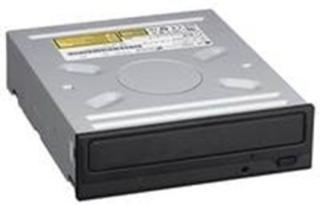 DVD±RW (±R DL) / DVD-RAM drive - Serial ATA - internal - DVD-RW (Brænder) - SATA - Sort