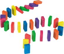 Domino-set i sten (28 delar)