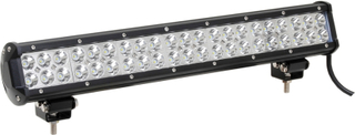 Kraftfull LED-Ramp 126W, 42 CREE LED, 20
