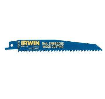 Irwin Bajonettsagblad 150 mm til tre med spiker - 5 stk