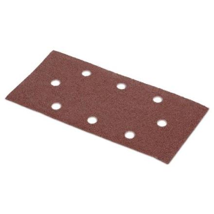 Sandpapir til slipemaskin 93x187 mm - Korn 240, 5 stk