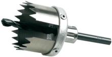 Komplett Hullsag til gips og tre - 76 mm