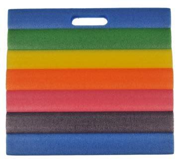 Safe-On Sitteunderlag Rainbow, 35 x 30 x 3 cm