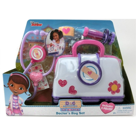 Doc McStuffins Hospital Bag Set