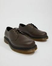 Dr Martens - 1461 - Chokladbruna skor - Brun