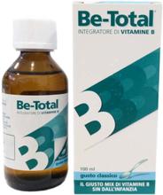 Be-Total Sirup Classic Geschmack Nahrungserganzungsmittel 100ml