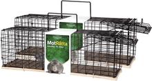 GreenLine Råttfälla MotRåtta Paket