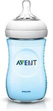 Philips Avent naturliche Futterung-Flaschen Futterungen Prime Farbe Blau 260ml 1 Stuck