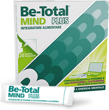 Be Total Mind Plus Nahrungserganzungsmittel 20 Sachets