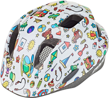 Red Cycling Products Rider Kid Helmet Kids white 46-52cm 2020 Barn- & juniorhjälmar