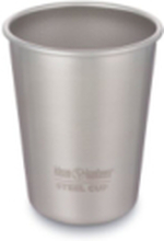 Klean Kanteen Steel Cup 296ml Brushed Stainless