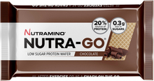 Nutramino Nutra-Go Protein Wafer Chocolate 39 g