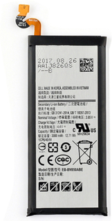 Mobilbatteri eb-bn950abe 3300mah samsung galaxy note 8