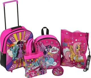 Komplett väskset i 5 delar, My Little Pony