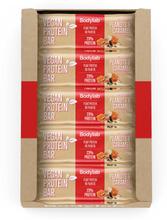 Bodylab Vegan Protein Bar (20 x 40 g) - Peanuts & Caramel