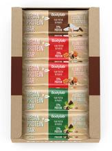 Bodylab Vegan Protein Bar (20 x 40 g) - Mix Box