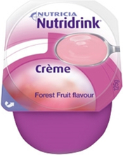 Nutridrink creme skogsbær