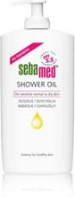 Sebamed shower oil