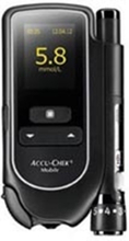 Accu-chek mobile blodsukkerapparat