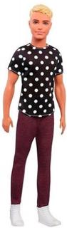 Barbie Ken Fashionistas Black & White Docka