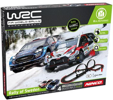 Ninco WRC Rally of Sweden