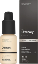 The Ordinary Serum Foundation, 1.0 Ns Very Fair Neutral Silver The Ordinary. Foundation
