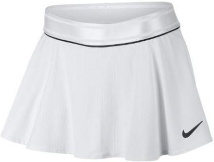 NIKE Girls Flouncy Skirt White (S)
