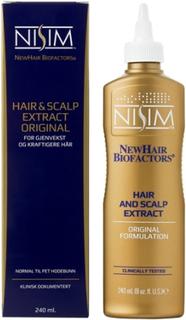 Nisim Hair & Scalp Extract Original Formulation