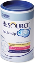 Resource thicken up clear pulv
