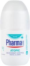 PharmaLine Deodorant Atopic Roll-On