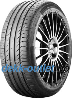 Continental ContiSportContact 5 SSR ( 225/40 R19 89W *, runflat )
