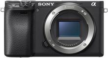 Sony Alpha A6400 Mirrorless Digitalkamera - Schwarz (nur Gehäuse) (nur Englisch, Spanisch und Französisch)