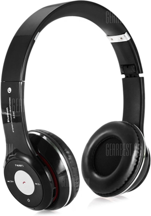S460 Bluetooth Stereo Headphones with Microphone