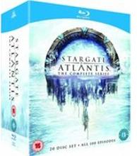 Stargate Atlantis - Die komplette Serie