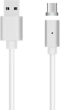 B5C Type-C Mobile USB-C Phone Magnetically Charged Data Cable Dual Data 2.1A TPE material