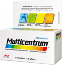 Multicentrum fur Dietary Supplement Erwachsene 30 Tabletten