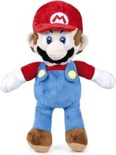 Super Mario Bros Super Mario Plysch Stor Gosedjur Mjukisdjur 35 cm