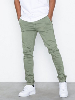 Replay M9627L Zeumar Pants Bukser Sage