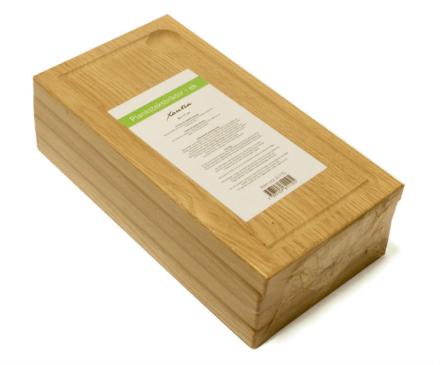 Xantia Planksteksbräda 32 x 17 4-pack