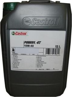 Castrol POWER 1 4T SAE 10W-40 20 Liter Kanister