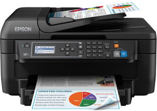 EPSON WorkForce WF-2750DWF 4in1 MFP wifi Duplex