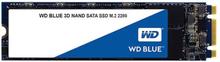 WD Blue M.2 Sata SSD-disk 500 GB