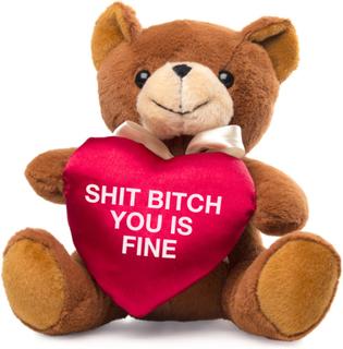 Teddybjørnen Sh*t B*tch You Is Fine
