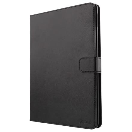 """DELTACO iPad Pro 9,7"""" (2017) fodral, konstläder"""