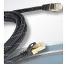 Nätverkskabel CAT 6a S-FTP OFC-koppar 3.5 meter