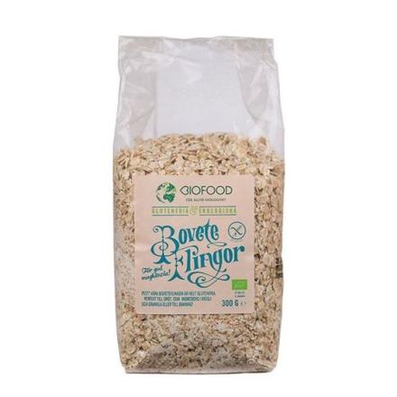 Biofood Boveteflingor 300 g