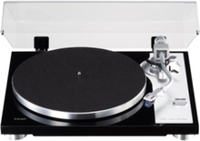 TN-4D - turntable Platespiller - Svart