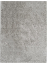 vidaXL Shaggy matta 120x160 cm grå