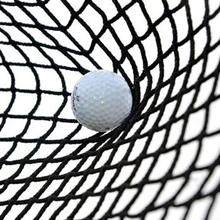 Nät till golfträning 10 x 3,5 m 20 mm nylon