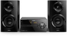 Mini Hifi Philips BTM2560/12 USB Bluetooth FM 70W Svart